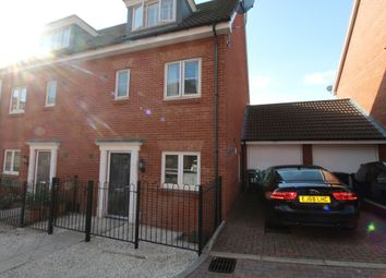4 bed semi-detached house to rent in Meridian Rise, Ipswich IP4