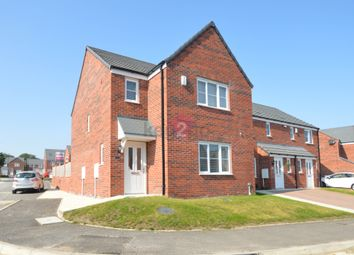 Thumbnail 3 bed detached house for sale in Lysander Place, Shirewood Gardens, Woodhouse