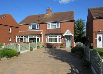 Thumbnail 3 bed semi-detached house for sale in Measham Road, Appleby Magna, Swadlincote