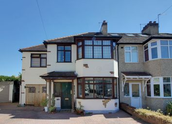 Thumbnail 4 bedroom semi-detached house for sale in Manor Road, Enfield
