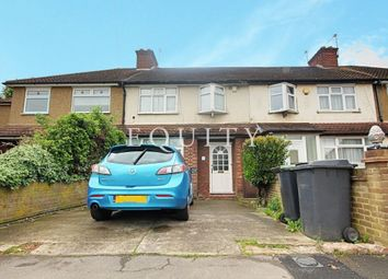 Thumbnail 3 bed terraced house for sale in Dison Close, Enfield