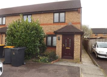 Thumbnail 2 bed property to rent in Poppyfields, Bedford