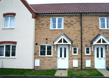 Thumbnail 2 bedroom terraced house to rent in Long Meadow Drive, Diss