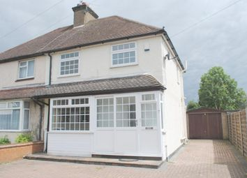 Thumbnail 3 bed semi-detached house to rent in Langley Road, Abbots Langley