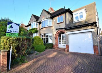 Thumbnail 4 bed semi-detached house for sale in Chipsey Avenue, Rushmere, Northampton