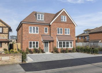 Thumbnail 4 bedroom semi-detached house for sale in Nascot Place, Dedworth Road, Windsor