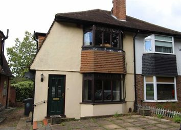 Thumbnail 2 bed semi-detached house for sale in Epping Glade, North Chingford, London