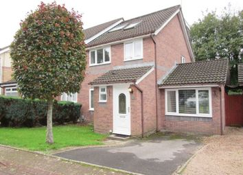 Thumbnail 5 bed semi-detached house for sale in Coedriglan Drive, Michaelston-Super-Ely, Cardiff