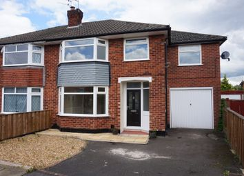 Thumbnail 4 bed semi-detached house for sale in St. Anns Road South, Cheadle
