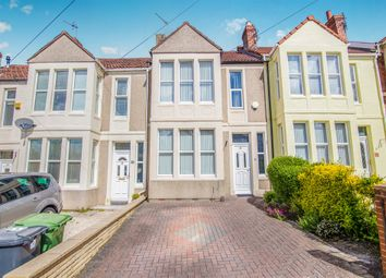 Thumbnail 3 bedroom terraced house for sale in School Road, Kingswood, Bristol