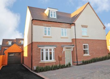 "Thumbnail 3 bedroom semi-detached house for sale in ""Kennett"" at Costock Road, East Leake, Loughborough"
