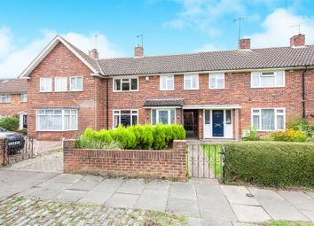 Thumbnail 3 bed terraced house for sale in Deerswood Road, Crawley