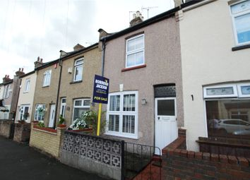 Thumbnail 3 bed terraced house for sale in Suffolk Road, Sidcup, Kent