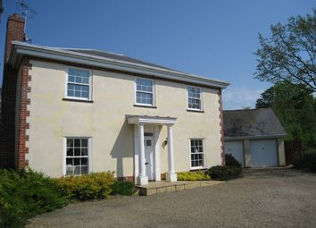 Thumbnail 4 bed detached house to rent in Cowslip Close, Bury St. Edmunds