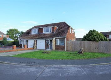 Thumbnail 3 bed semi-detached house for sale in Haven Close, Swindon