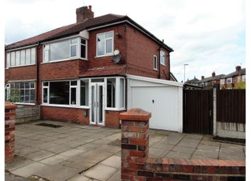 Thumbnail 3 bed semi-detached house for sale in Tudor Avenue, Oldham