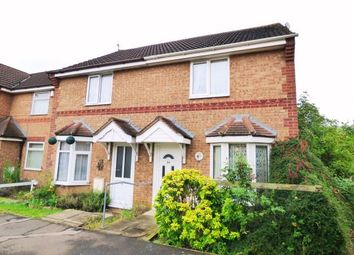 Thumbnail 2 bed semi-detached house for sale in Meadenvale, Peterborough, Cambridgeshire
