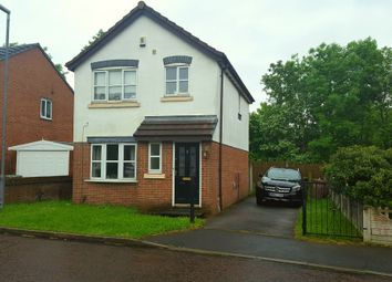 Thumbnail 3 bed detached house for sale in Saffron Gardens, St Helens