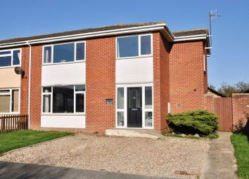 Thumbnail 4 bed semi-detached house for sale in Harvard Avenue, Honeybourne, Evesham