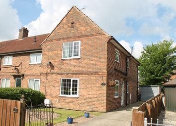 Thumbnail 3 bed end terrace house for sale in Galtres Drive, Easingwold, York