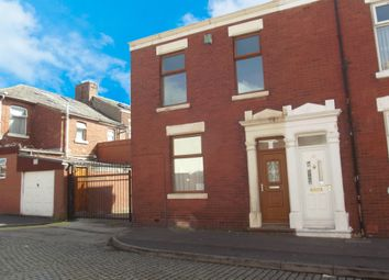 3 bed end terrace house to rent in Kingfisher Street, Preston PR1