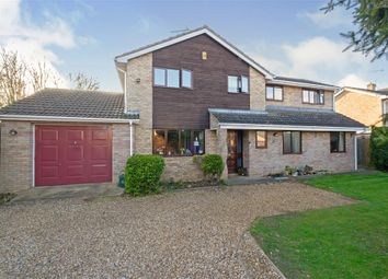 Thumbnail 5 bed detached house for sale in Holmewood, Holme, Peterborough