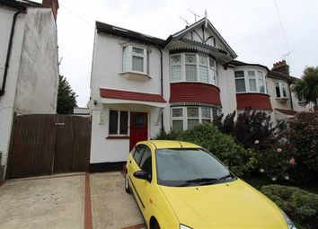 Thumbnail 4 bed end terrace house to rent in Woodgrange Drive, Southend On Sea, Essex