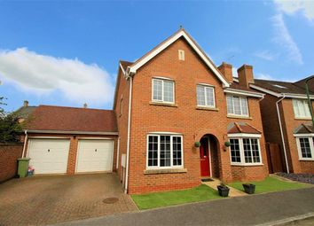 Thumbnail 5 bed detached house to rent in Tiverton Crescent, Kingsmead, Milton Keynes