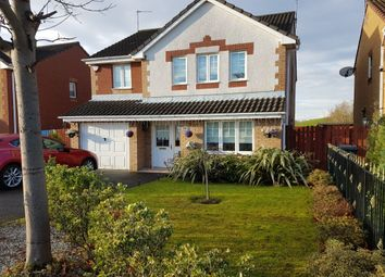 Thumbnail 4 bed detached house for sale in South Line View, Wishaw