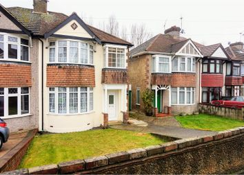 Thumbnail 3 bed semi-detached house for sale in Hawley Road, Dartford