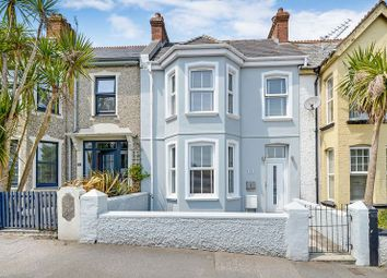 Thumbnail 3 bed town house for sale in Fairview Terrace, Newquay