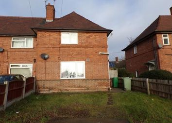 Thumbnail 3 bedroom semi-detached house for sale in Holcombe Close, Nottingham, Nottinghamshire
