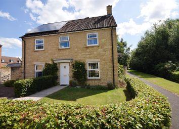 Thumbnail 4 bed detached house for sale in Bridge Mead, Ebley, Stroud