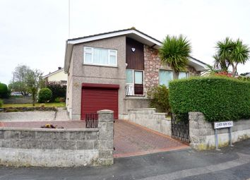 Thumbnail 4 bed detached bungalow for sale in Yeomans Way, Plympton, Plymouth