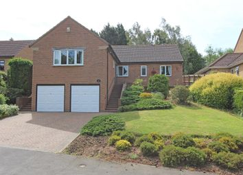 Thumbnail 4 bed detached bungalow for sale in Fairways, Toft, Nr Bourne