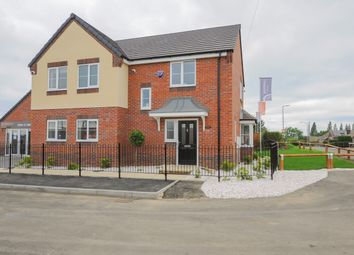 Thumbnail 4 bed detached house for sale in Plot 2, Scarsdale Green, Bolsover