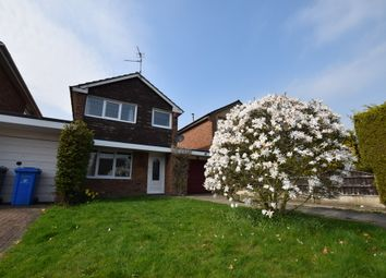 Thumbnail 3 bed link-detached house for sale in Lambourn Drive, Allestree, Derby