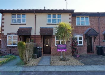 Thumbnail 2 bed terraced house for sale in Amberwood, Ferndown