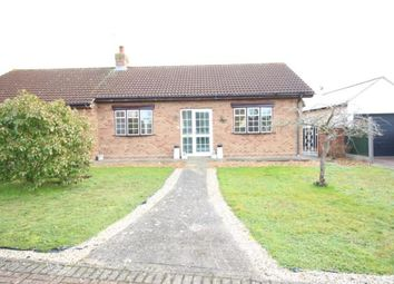 Thumbnail 2 bedroom bungalow to rent in Milton Road, Clapham, Beds