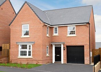 "Thumbnail 4 bed detached house for sale in ""Drummond"" at Heathfield Lane, Birkenshaw, Bradford"