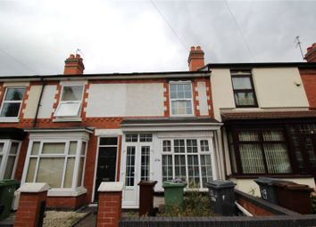 Thumbnail 3 bed terraced house for sale in Bruford Road, Pennfields, Wolverhampton