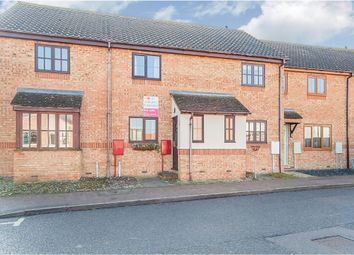 Thumbnail 2 bedroom terraced house for sale in Mondela Place, Stilton, Peterborough