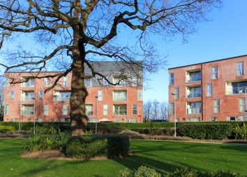 Thumbnail 2 bed flat for sale in Fyne Court, 2 Loch Crescent, Edgware