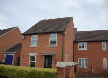 Thumbnail 3 bed end terrace house to rent in Longridge Way, Weston-Super-Mare