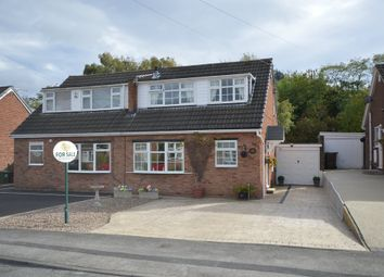 Thumbnail 3 bed bungalow for sale in Church View, Crigglestone, Wakefield
