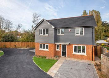Thumbnail 3 bed detached house for sale in The Gower, Thorpe, Egham