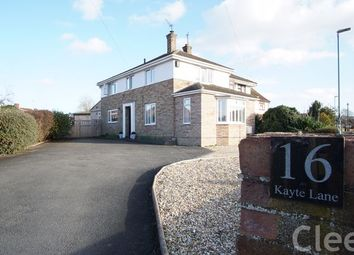 Thumbnail 3 bed semi-detached house for sale in Kayte Lane, Bishops Cleeve, Cheltenham