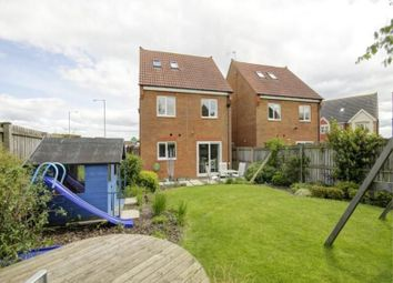 Thumbnail 4 bed detached house for sale in Ovington Close, Templetown, Consett