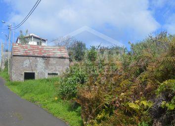 Thumbnail Land for sale in Jardim Pelado, Prazeres, Calheta (Madeira)