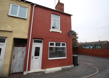 Thumbnail 3 bed end terrace house to rent in Wood Street, Mexborough